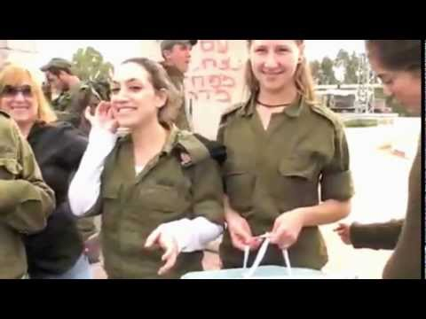 The Beautiful Warriors of The Israel Defense Forces