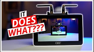 You've Never Seen A Monitor That Can Do This! - Crystal Video Wireless Swift Z