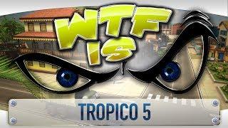 Tropico 5: Max Difficulty Sandbox! - Part 1