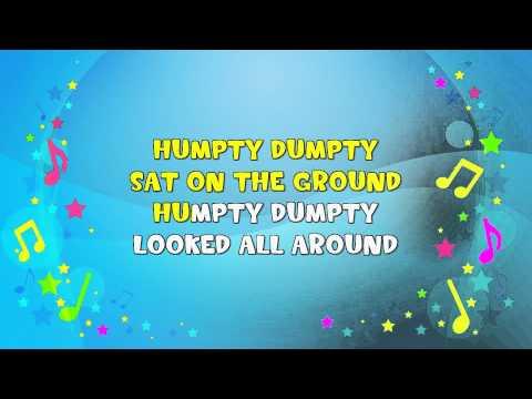 Humpty Dumpty Sing-A-Long