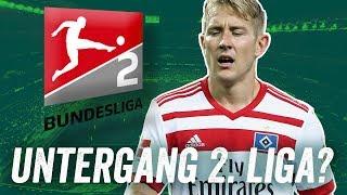 HSV: 2. Liga - Todesurteil oder endlich Zeit für den Umbruch?