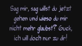 JayBee - Zu Dir (Lyrics)