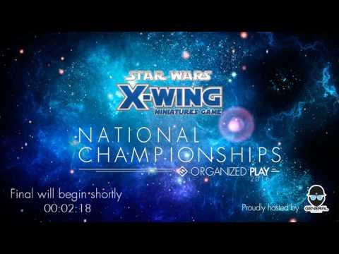 Australian X-Wing Nationals 2016 - Final