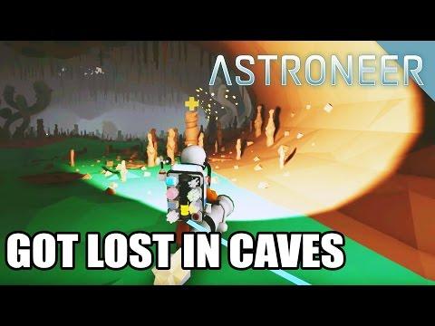 ASTRONEER, Cave adventures, Ep.2
