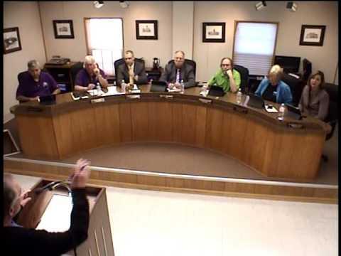 Feb. 21, 2017 City Commission Meeting