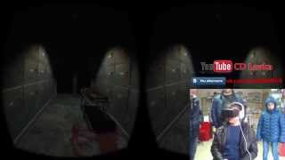 Реакция на Oculus Rift/Ужасы/Horror
