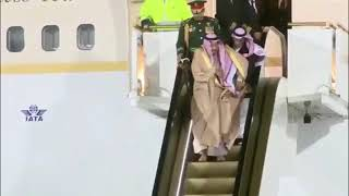 saudi king s golden escalator got stuck in moscow