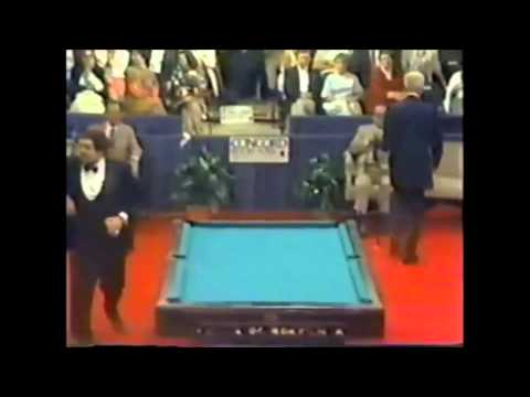 Minnesota Fats vs Irving Crane Legends of Pocket Billiards