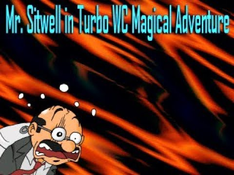 Xavier Plays Mr  Sitwell's Magical Adventure (properly this time, trust me)