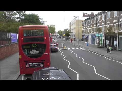 Route 22 (WVL170 LX05FBJ) B7TL/Wright Gemini  Go Ahead London