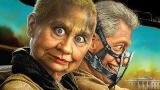 Hillary Clinton verrät uns (wohl eher ungewollt) wer die Macht hat