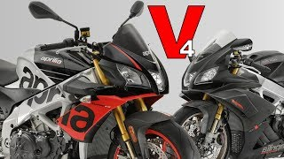 E:2 - 1100 Factory Face-Off | RSV4 vs Tuono