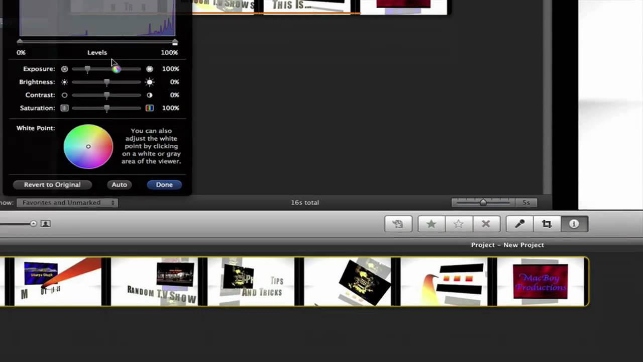 how to slow down or speed up video clips in imovie 09 youtube rh youtube com Maps in iMovie iMovie Event Library