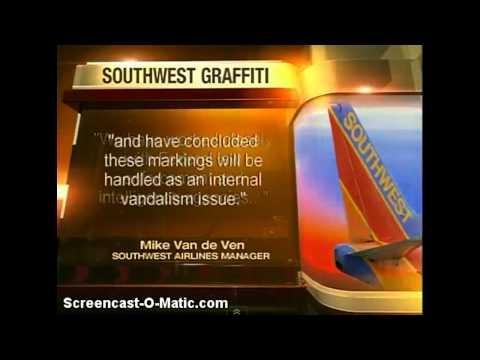 FBI--Arabic Like Symbols on Southwest Planes
