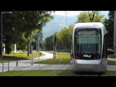 TRAMWAY DE GRENOBLE / GRENOBLE TRAM (TAG)