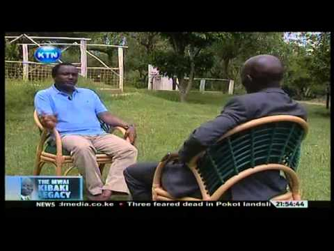 Special feature : The  Kibaki legacy