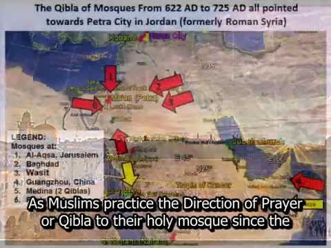 One Holy City of Jews versus 3 Holy Cities of Muslims