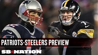 patriots vs steelers   afc championship preview   uffsides   nfl