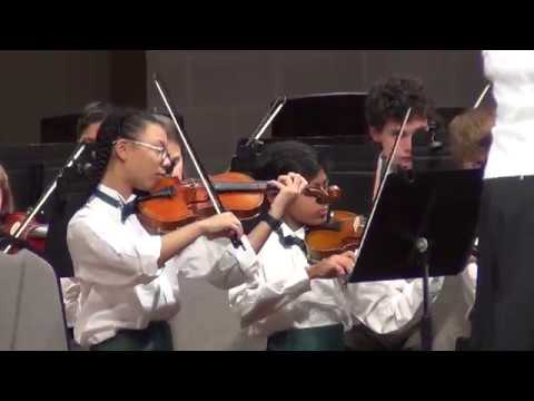 Creekwood Middle School 2017 Orchestra Kailash-2