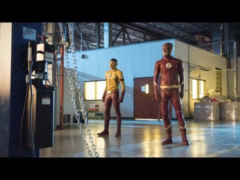 Download Youtube: The Flash Season 4 - Rise of Baron Katana
