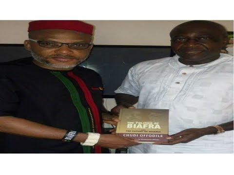 Nnamdi Kanu Has Right To Agitate For Biafra - Hon Chudi Offodile