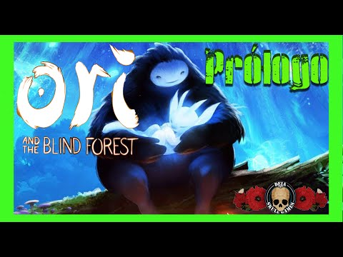 download Gameplay Ori and the Blind Forest -PT-BR- Prólogo