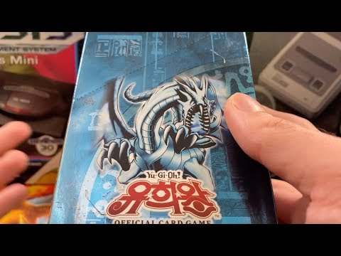 Opening THE CHEAPEST Legend Of Blue Eyes Booster Box!