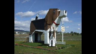 Places to See in USA: 90 Weird Tourist Attractions in USA | Best places to visit in America
