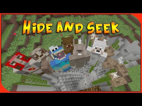 Minecraft Xbox - Hide And Seek - Deep Abyss