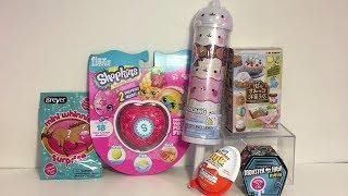 Molang Push N Peel Pop Re-ment Fizz n Surprise Shopkins Monster High Kinder Egg Toys