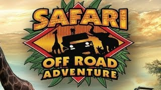 Six Flags Great Adventure 2013 Expansion - Safari Off Road Adventure and Big Wave Racer