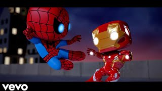 Iron baby spider-baby - Tones And I - Dance Monkey (Music video)