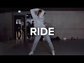 Ride - Ciara   Jiyoung Youn Choreography video