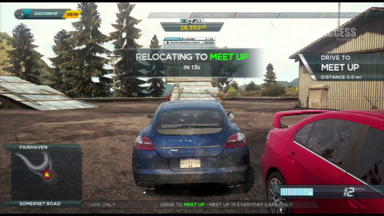 need for speed most wanted online multiplayer gameplay. Black Bedroom Furniture Sets. Home Design Ideas