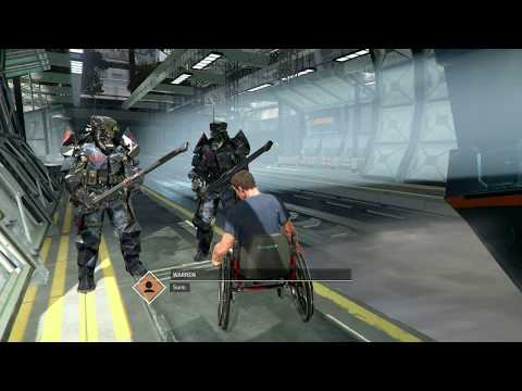 The Surge - Prologue: Warren Heads to Job Registration at CREO: Wheelchair Gameplay Sequence