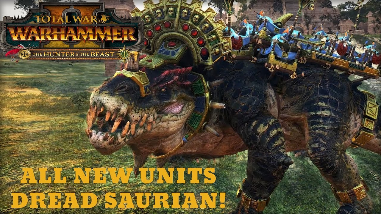 Nakai The Wanderer And Dread Saurian The Hunter And The Beast Dlc Total War Warhammer 2 Youtube Nakai the wanderer joined 13th sep, 2013 · offline. nakai the wanderer and dread saurian the hunter and the beast dlc total war warhammer 2