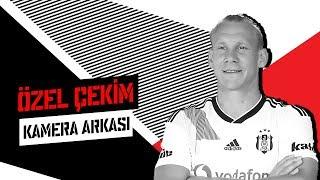 Futbolcularımıza ÖZEL FOTOĞRAF ÇEKİMİ'nin Kamera Arkası - Beşiktaş JK