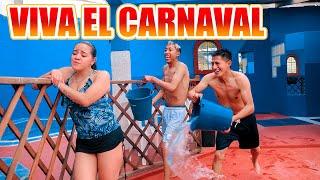 GUERRA CARNAVALERA 2 / Bryan Sebastian Ft. Ni Q' Fuera TV