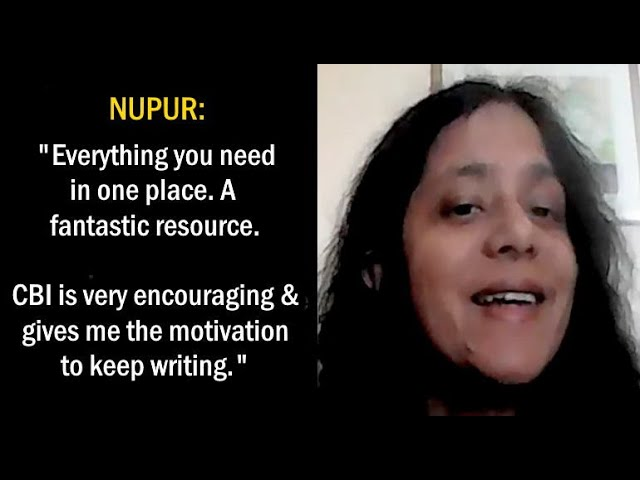 Nupur: CBI is the Best Resource Out There. Go For it!