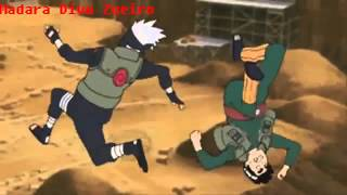 Naruto Dança: Braga Boys (Bomba) I Madara Divo Zueiro