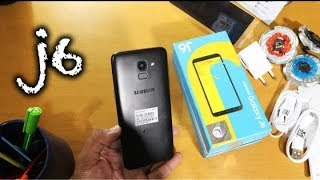 Samsung Galaxy J6 Unboxing & First Impressions!
