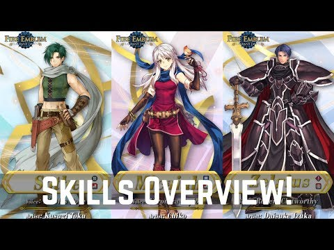 Radiant Dawn Heroes Arrive! Skill Overview - First Impression! | FEH News 【Fire Emblem Heroes】