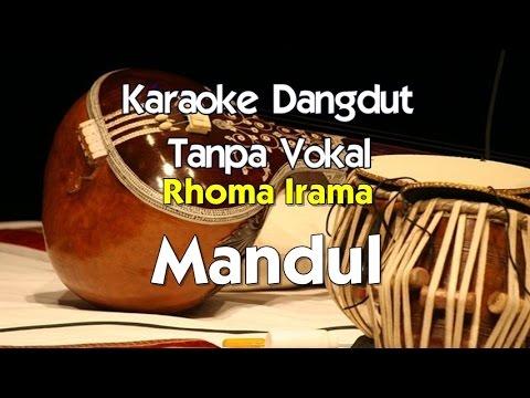 Karaoke Rhoma Irama - Mandul