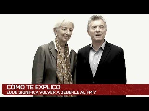 ¿Qué significa que Argentina vuelva a deberle al Fondo Monetario Internacional?