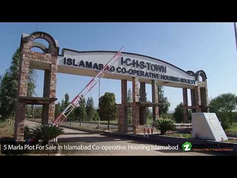 5 MARLA RESIDENTIAL PLOT FILE FOR SALE IN ISLAMABAD CO-OPERATIVE HOUSING ISLAMABAD