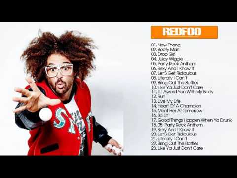 Redfoo Greatest Hits | Best Songs Of Redfoo