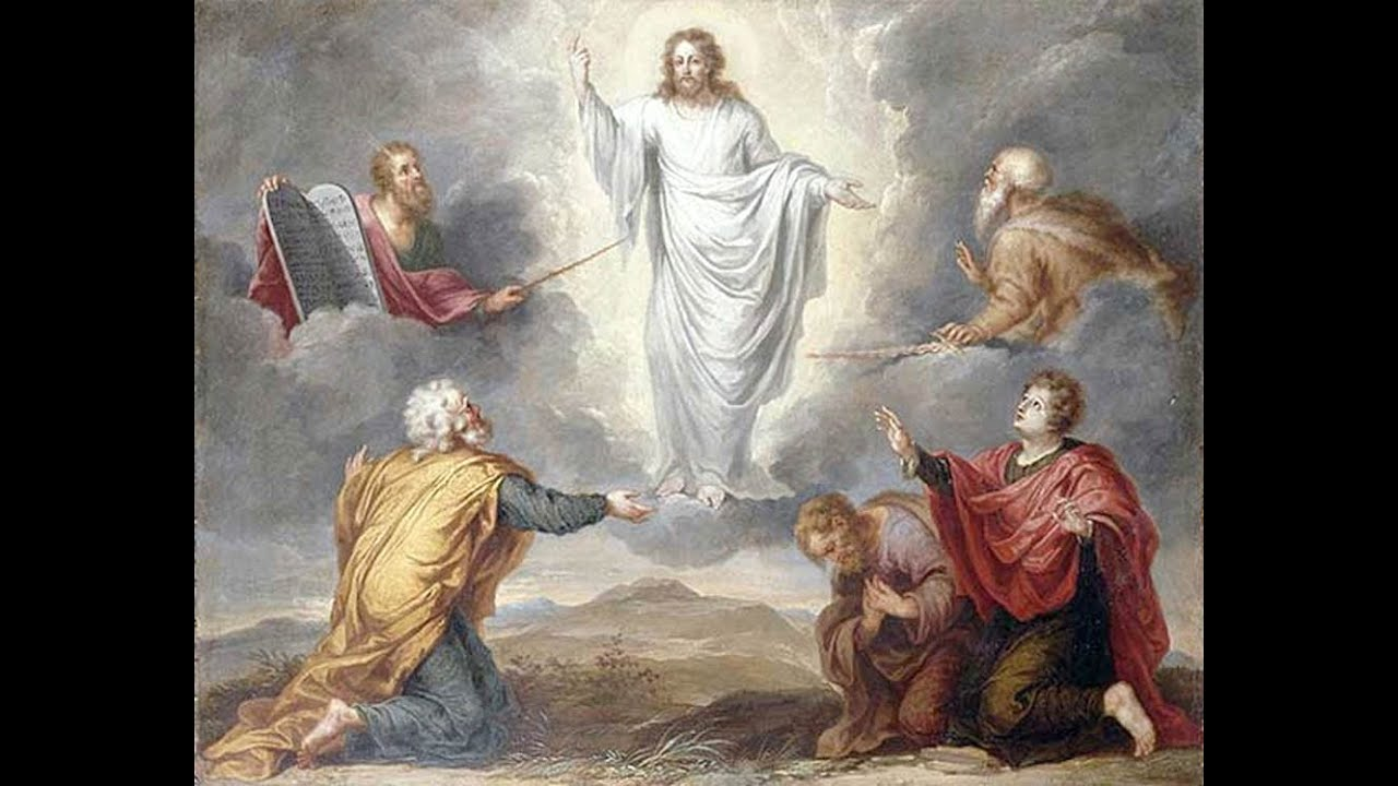 Resultado de imagen de transfiguracion del señor