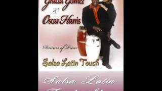 Gracia Gomez & Oscar Harris - Drums of peace