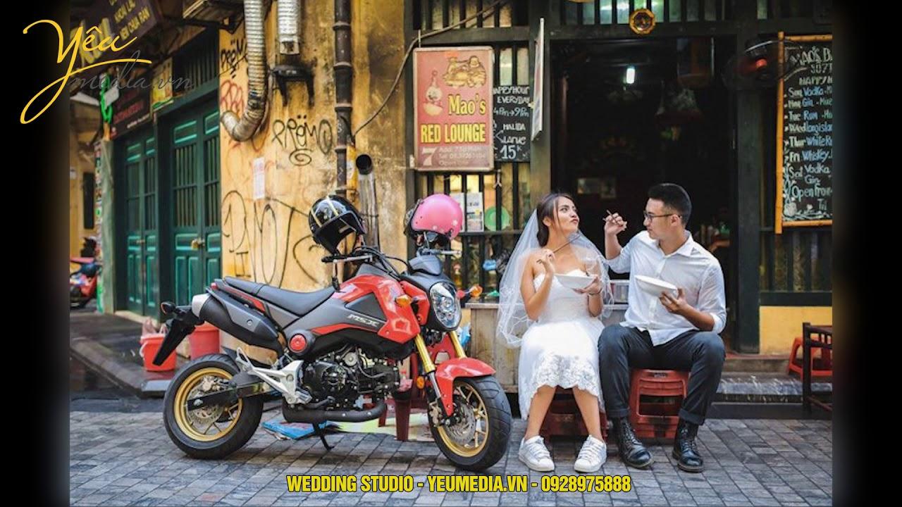 Tại sao nên chụp ảnh cưới ở phố cổ Hà Nội