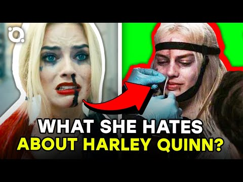 8 Struggles Margot Robbie Went Through To Become Harley Quinn | OSSA